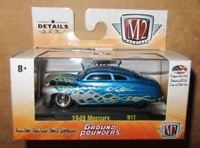 M2 Machines Ground Pounders 1949 MERCURY ~ Release 17 ~ 1 of 5880 ~ NIP