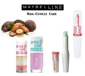 Maybelline Dr.Rescue Nail Care -Nourishing,Balm,Top Coat,Remover-Choose !