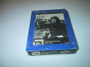 8-Track Tape BILLY JOEL Cold Spring Harbor rock 1971 Family Productions
