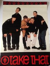 TAKE THAT  1994   Poster    w68cm  x h99cm  /    26 ¾  x  39 inches