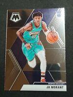 2019-20 JA MORANT Panini Mosaic Base Rookie #219 RC Memphis Grizzlies