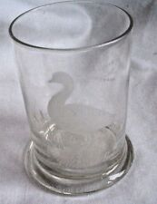 CANADA GOOSE ETCHED GLASS HIGHBALL GLASS