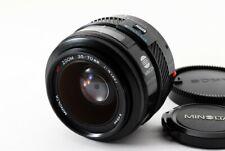 Excellent++ Minolta AF 35-70mm f/4 MACRO Zoom Lens from Japan