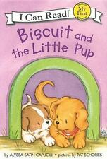 Biscuit and the Little Pup (My First I Can Read)-ExLibrary