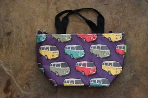 EcoChic VW camper van lunch bag
