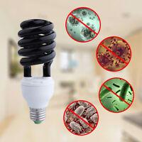 LED E27 220V lampe UV ampoule noir ampoules d'insectes 36W / 40W