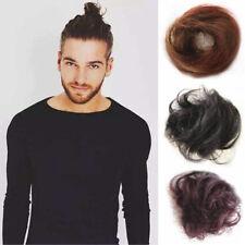 Charm Messy Bun Hair Piece Hair Scrunchie Fake Natural Hair Extensions Hairpiece