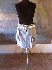 MURPHY&NYE GONNA woman skirt cotone  tg 28(42) sopra ginocchio