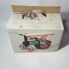 New Mamod Steam Engine Tractor TE1A W/ Original box and Accessories