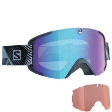Skis bleus Salomon