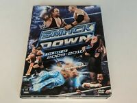 WWE SMACKDOWN THE BEST OF 2009-2010 Wrestling 3-Disc DVD Set Match Collection
