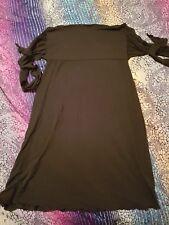 INTIMO sz 10 womens LBD black skirt RRP $139.50 EUC
