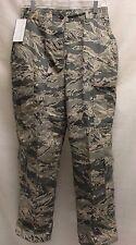 USAF Women's Utility Trousers, Digital Tiger, 14 R, NSN 8410-01-598-7600, New
