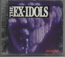 The Ex-Idols - Social Kill sealed Punk CD