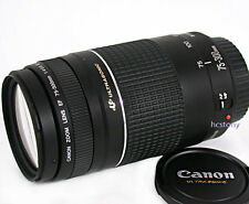 CANON EOS EF 75-300mm USM III JAPAN Ultrasonic Telephoto Zoom Lens EOS DIGITAL