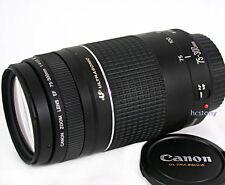 CANON EOS EF 75-300mm USM III ULTRASONIC Telephoto Zoom Lens DIGITAL~FILM~XLNT!