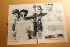 U.S. Maple Sang Phat Editor Poster Original Promo 22x17 Noise Rock RARE