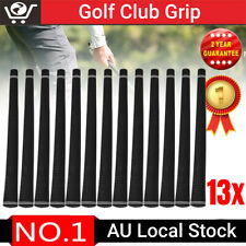 13pcs Golf Club Grips Rubber Multi Compound Cord Standard for Replacement