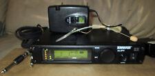 SHURE ULXP4 ULX1-M1 662-698 MHz Ear Mic WIRELESS BODYPACK TRANSMITTER & RECEIVER