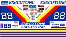 #88 Executone March 83G Group C 1/64th HO Scale Slot Car Decals
