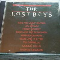 THE LOST BOYS Original Motion Picture Soundtrack CD 1987 INXS J Barnes R Daltry