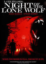 LATE PHASES: NIGHT OF THE LONE WOLF DVD - NICK DAMICI - HORROR NEW B3g1F
