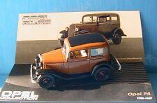 OPEL P4 1935 1937 IXO 1/43 ALTAYA VEHICULE MINIATURE MODELCAR CAR