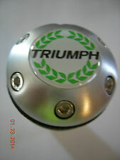 TRIUMPH SPITFIRE TR3 TR4 TR6 ALUMINUM LEATHER GEAR SHIFT KNOB UNIVERSAL BEER TOP