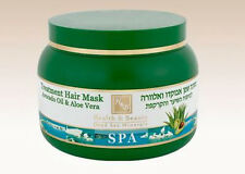 H&B Dead Sea Avocado Oil & Aloe Vera Hair Mask