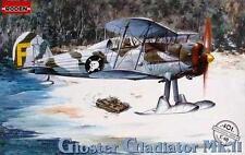 GLOSTER GLADIATOR Mk II - (RAF, SWEDISH & ILMAVOIMAT/FINNISH AF MKGS) 1/48 RODEN