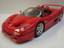 Maisto 1:18 Ferrari F 50 USATO BUONE CONDIZIONI