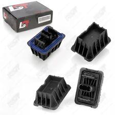 Adattatore 2x carrello sollevatore accoglienza piattaforme elevabili gomma blocco in gomma per BMW x3 x1 x4