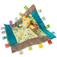 Mary Meyer Taggies Gumdrop Giraffe Blanket