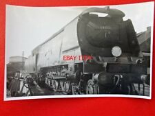PHOTO  SR WEST COUNTRY CLASS LOCO NO 34105 SWANAGE AT BANBURY