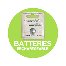 Hearing Aid Batteries - Rechargeable