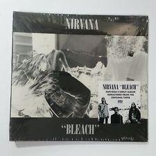 NIRVANA Bleach SP34 SEALED Soft Case CD Compact Disc