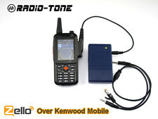 Radio Over Zello Controller + Android Smart Phone Kenwood TK-5720 TK-5820 K-7100