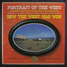 ROBERT FARNON: Portrait Of The West LP (Mono, sm corner bend) Easy Listening