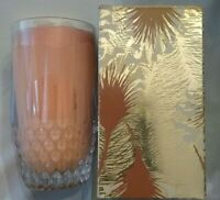 Geminesse max factor perfume candle 4 inch Reflections in crystal original box