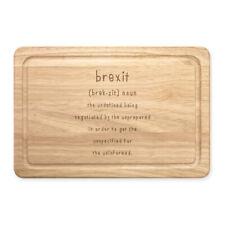 Brexit The Undefined Rectangular Chopping Board Funny Joke Britain Europe EU