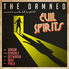 The Damned - Evil Spirits CD  April 13th 2018 Available Now!