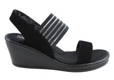 Wedge Sandals Synthetic Medium Width (B, M) Heels for Women