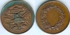 Médaille de table - Construction navale avec ancre