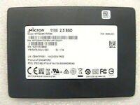 "Micron 1100 1TB Internal SATA 2.5"" SSD Drive MTFDDAK1T0TBN"