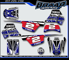 Yamaha PW-50 Braap Graphix Decals Graphics Kit