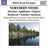 Northern Winds - Overture by Applebaum, Dream Dancer by Colgrass etc CD *NEW*