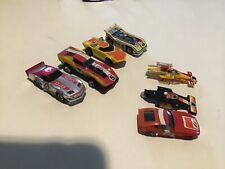 Lot of Vintage TYCO & AURORA  Slot Cars