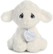 """Aurora - Precious Moments - 8.5"""" Luffie Lamb - Small"""