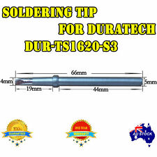 SOLDER SOLDERING IRON STATION Tip for DURATECH S3 TS-1620 TS-1622 RHINO 40W OZ