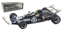 Spark S3376 March 711 'Frank Williams Racing' Spanish GP 1971 - Pescarolo 1/43